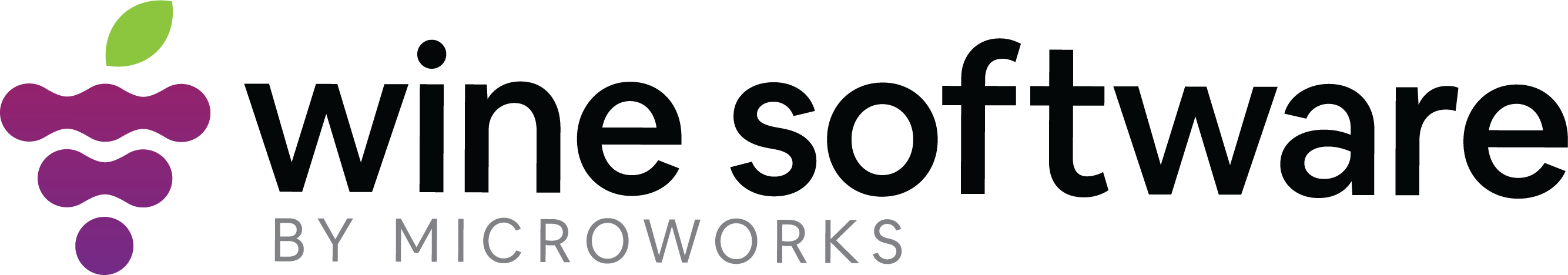 Microworks Winesoftware Logo